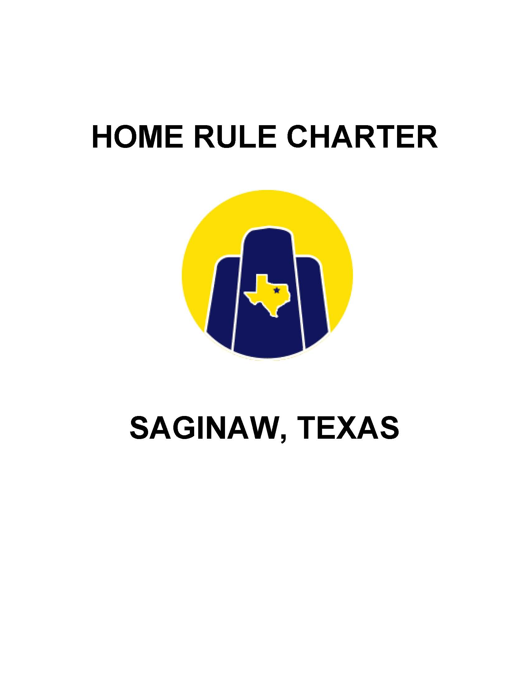 2019 Charter-City of Saginaw Texas_Page_01
